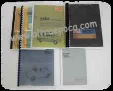 Manuali Fiat 500