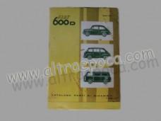Manuali Fiat 600