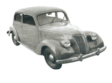 Fiat 1100 A B E